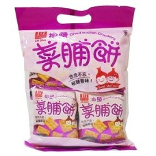 Dried Radish Cracker 椒盐菜脯饼